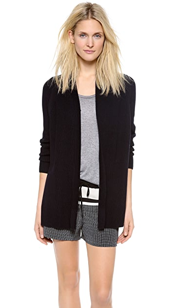 Vince Raglan Suspension Cardigan