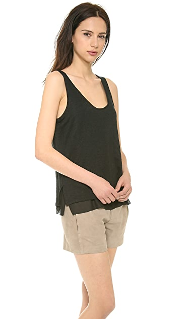 Vince Double Layer Cami