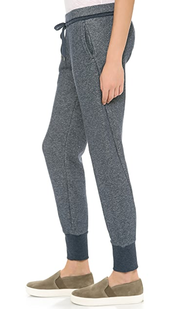 Vince Rib Cuff Sweatpants