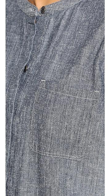 Vince Patch Pocket Shirt