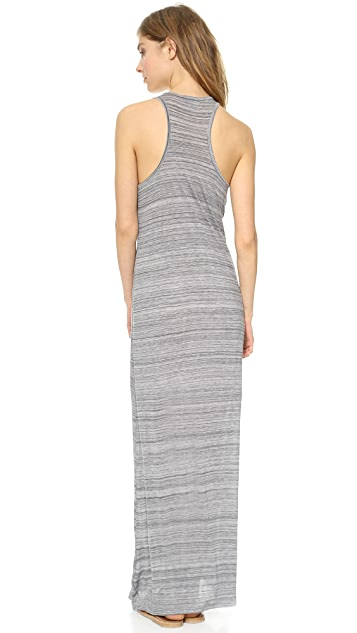 Vince Racer Back Maxi Dress