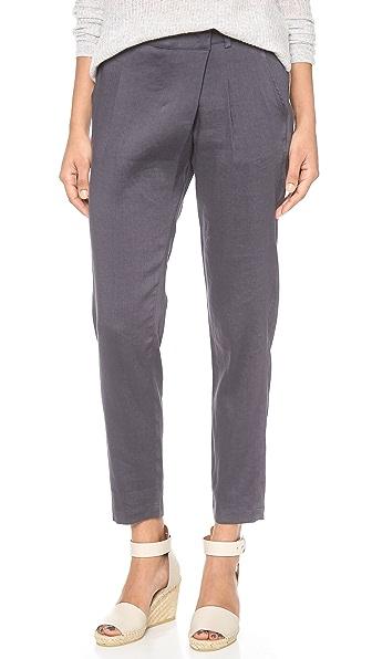 Vince Asymmetric Trousers