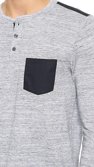 Vince Jasper Henley Sweater