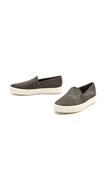 Vince Berlin Haircalf Slip On Sneakers
