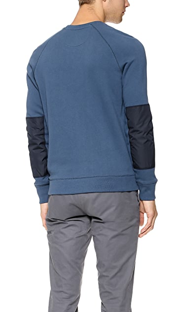 Vince French Terry Pullover