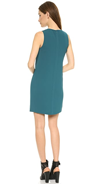 Vince Sleeveless Classic Dress