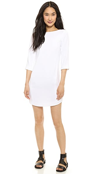 Vince Bracelet Sleeve Dress