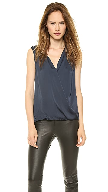 Vince Crossover Camisole