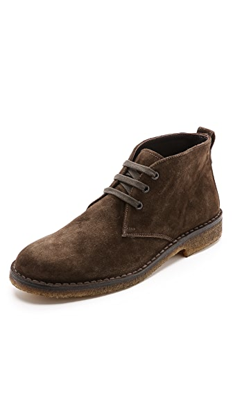 Vince Lawrence Suede Desert Boots