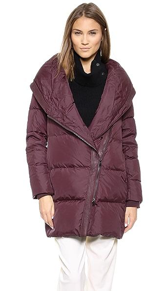 Vince Shawl Collar Puffer Coat