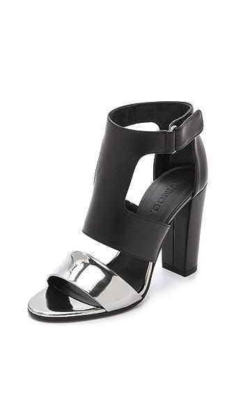 Vince Aretha Open Toe Sandals