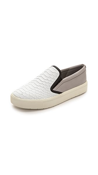 Vince Banler Slip On Sneakers