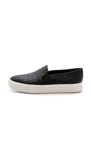 Vince Berlin Slip On Sneakers
