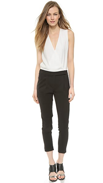 Vince Colorblock Jumpsuit