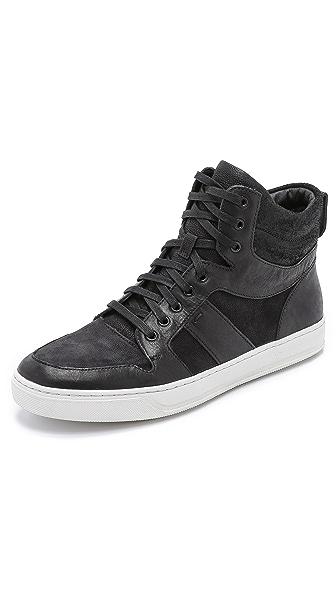 Vince Adam High Top Sneakers