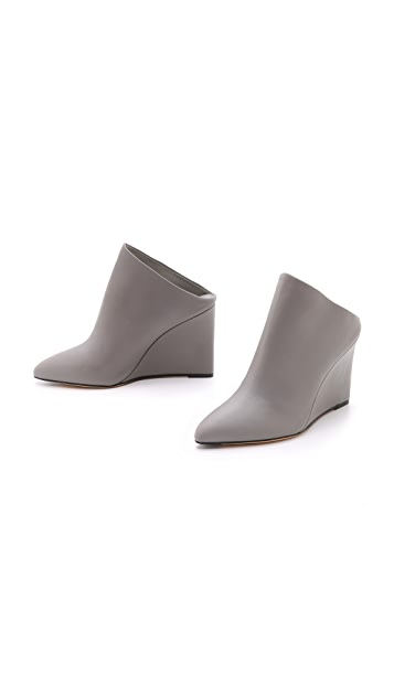 Vince Vail Wedge Mules