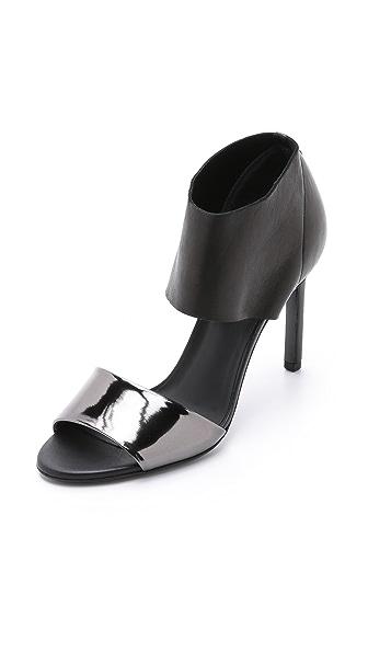 Kupi Vince online i prodaja Vince Stephanie Sandals Rutenio/Black haljinu online