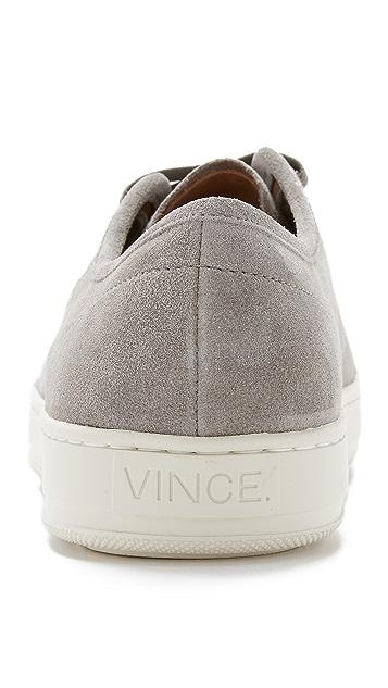 Vince Austin Sport Suede Sneakers