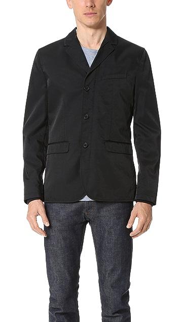 Vince Nylon Twill Performance Jacket
