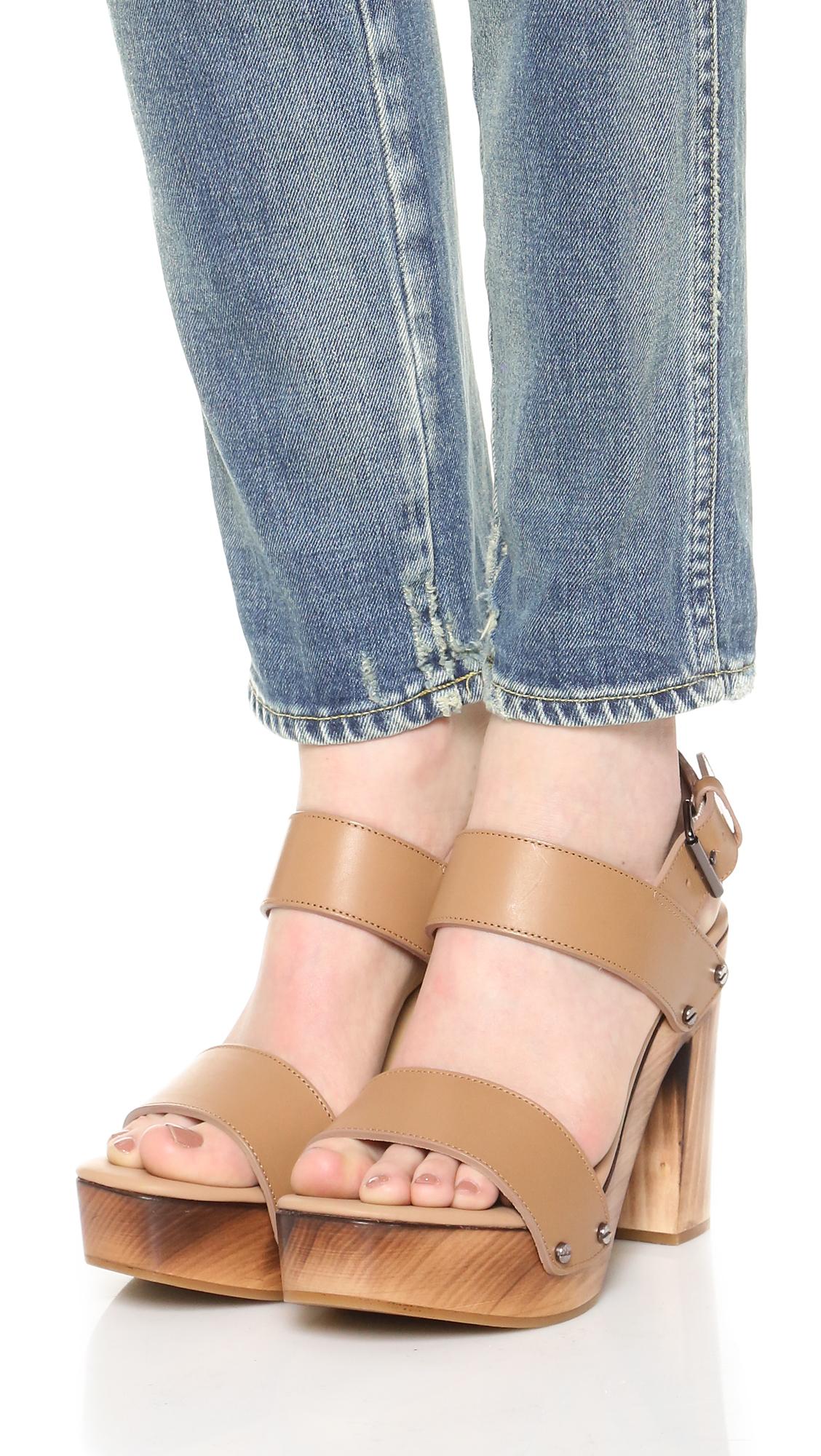 Solange Sandals cross strap sandals discount nicekicks sale comfortable YD1ZOuXT