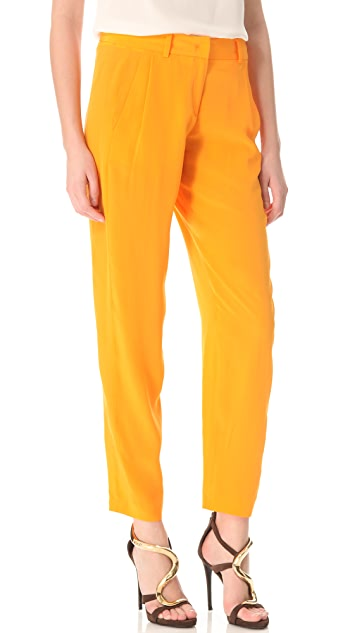Vionnet Silk Trousers