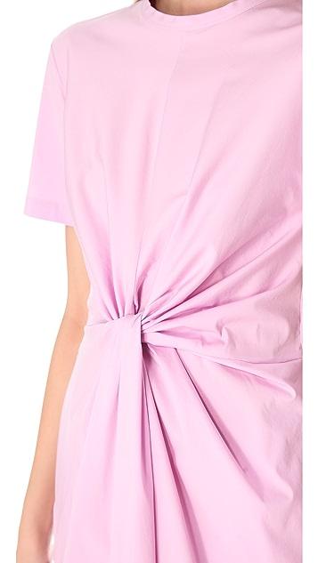 Vionnet Cinched Waist Dress