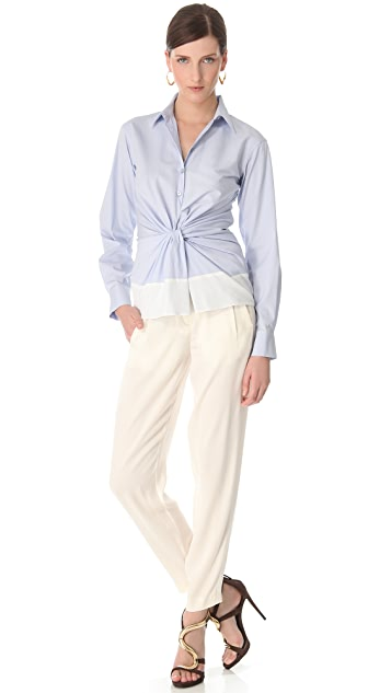 Vionnet Button Down Shirt
