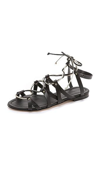 Visconti & Du Reau Taormina Gladiator Sandals
