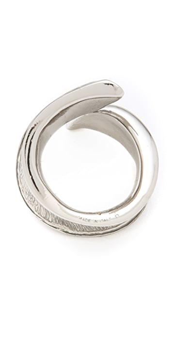 Vita Fede Snake Ring