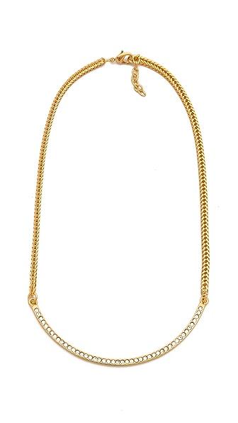 Vita Fede Half Moon Necklace