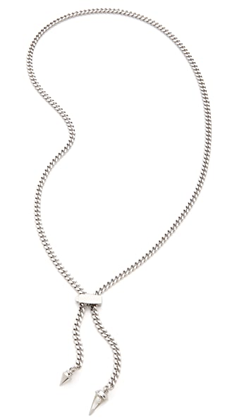 Vita Fede Titan Caged Necklace