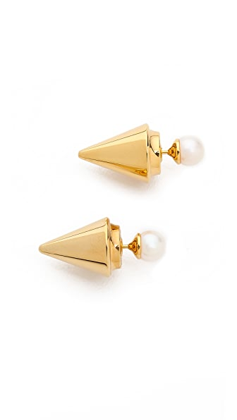 Vita Fede Double Titan Earrings