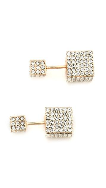 Vita Fede Double Cubo Earrings