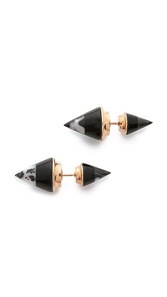 Vita Fede Double Titan Stone Earrrings