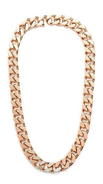Vita Fede Franco Crystal Necklace