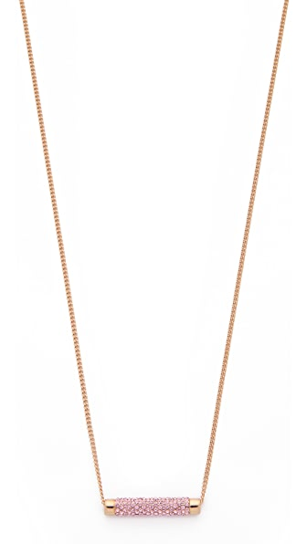 Vita Fede Mini Mia Crystal Necklace