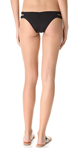 Vitamin A Chloe Braid Bikini Bottoms