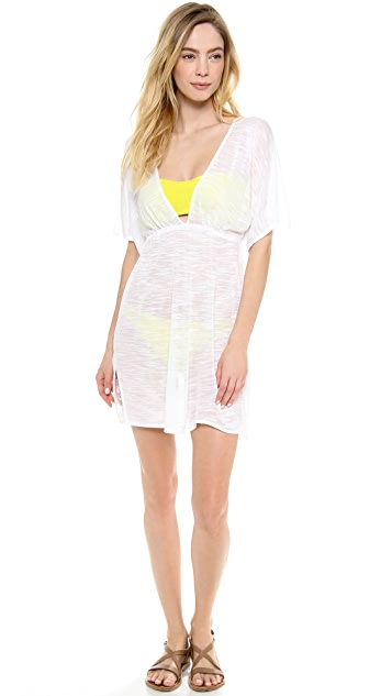 Vitamin A New Paradis Plunge Tunic