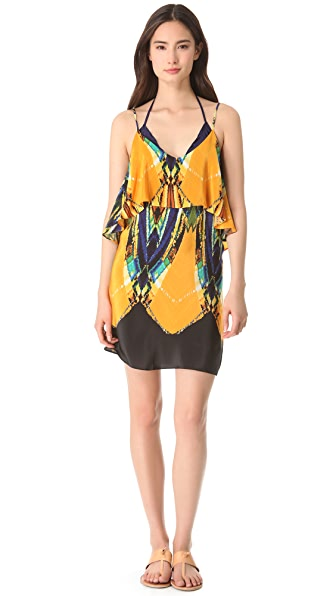 ViX Swimwear Tribal Cover Up Dress