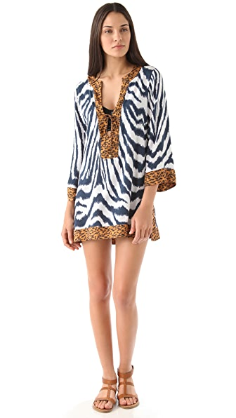 ViX Swimwear Cape Diane Cover Up