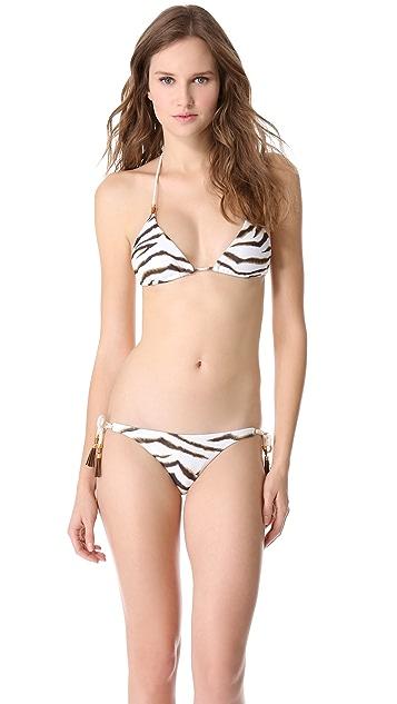ViX Swimwear Jamaica Triangle Bikini Top