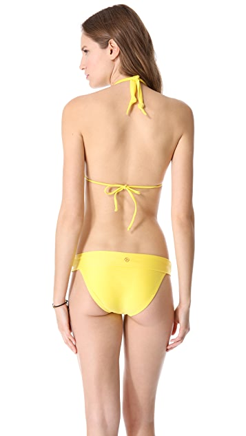 ViX Swimwear Cozumel Solid Bikini Top