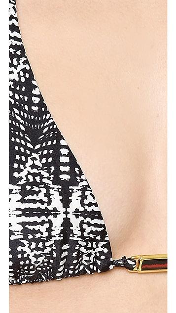 ViX Swimwear Tapajos Triangle Bikini Top