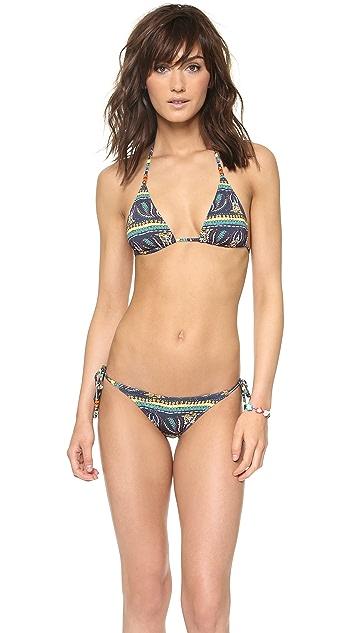 ViX Swimwear Sofia Agra Triangle BIkini Top