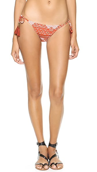 ViX Swimwear Sofia by Vix Kilim Tie Side Bikini Bottoms