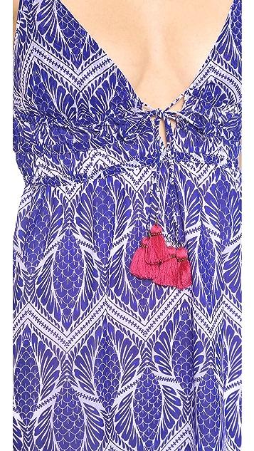 ViX Swimwear Sofia by Vix Siberia Cover Up Dress