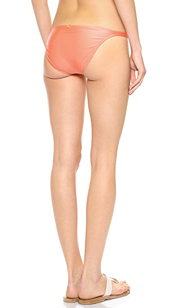 ViX Swimwear Peach Bikini Bottoms