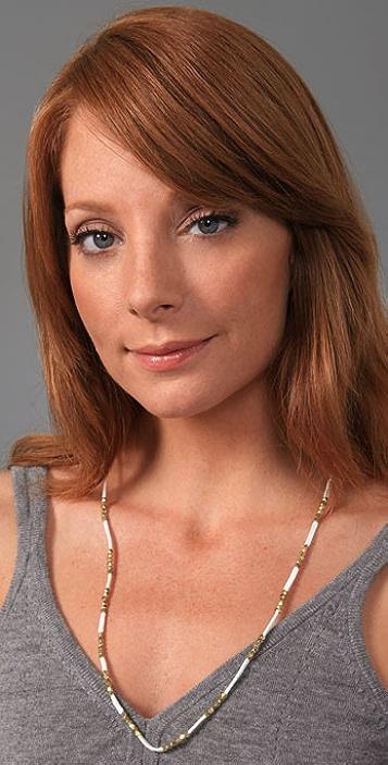 Vanessa Mooney Gold Nuggets Necklace / Wrap Bracelet