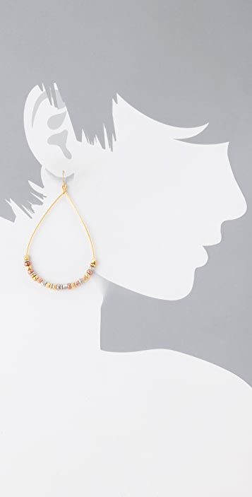 Vanessa Mooney Classic Teardrop Earrings