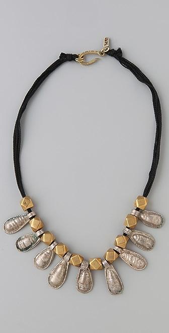 Vanessa Mooney Snake Charmer Necklace
